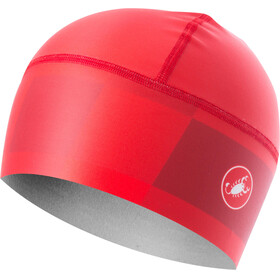 Castelli Arrivo 3 Thermo Skully red